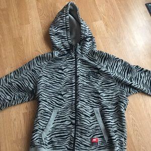 Nike zibra jacket